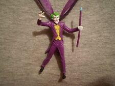 Joker Figure Charm Batman Villain Necklace Collectible Cool Jewelry