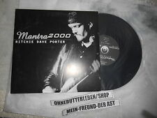 "LP Rock Ritchie Dave Porter - Mantra 2000 10"" EP (8 Song) HOMEGROWN Ltd / Numbrd"
