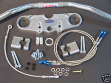 Superbike Handlebars Conversion - Kit for SUZUKI GSX R 750 Built '88-'89