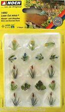 Ancora 14052 h0, Laser-Cut Minis acqua & Riva piante, NUOVO
