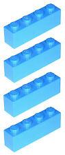 Missing Lego Brick 3010 Blue x 4 Brick 1 x 4