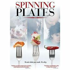 Spinning Plates (DVD, 2014) Restaurants  Documentary  BRAND NEW