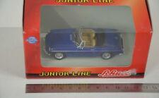 21 ) Schuco Junior Line 331 6338 MGB Tourer 1967 - blau - Metal Cars -1:43