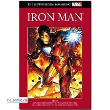 MARVEL SUPERHELDEN SAMMLUNG BAND 6 Iron Man ultimative Graphic Novel COMIC