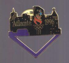1996 City of Atlanta Olympic Pin Glasses Holder Eye Glass
