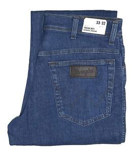 Wrangler Texas Stretch Stone Lite Sommer leichte Herren Jeans W121Q148Q 1. Wahl