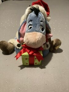 Disney Store Limited Edition Christmas Eeyore