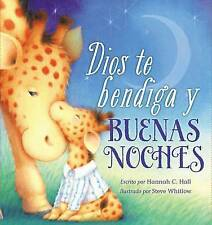 NEW Dios te bendiga y buenas noches (Spanish Edition) by Hannah Hall