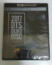 2017 DTS Demo Disc Vol 21 - NEW Sealed - 4K Ultra HD + Blu Ray:SHIPS US FREE!!!