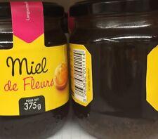 Lot revendeur destockage De 4 Bocaux De Miel De Fleurs