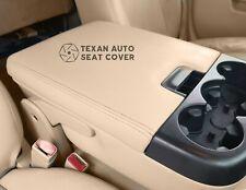 2007, 2008, 2009 Chevy Silverado 1500 2500HD LT LTZ Center Console Lid Cover Tan