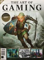 THE ART OF GAMING 2019 / 100+ CONCEPTS & SKETCHES ImagineFX Magazine (UK)  New