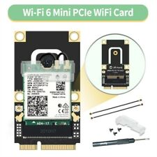 WiFi 6 AX200NGW wifi Card Bluetooth 5.1 Wireless with NGFF to mini PCI-E Adapter