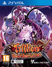 Trillion 1,000,000,000,000: God of Destruction (PS Vita) - BRAND NEW & SEALED
