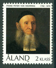 Mint Never Hinged/MNH Single Alandic Stamps