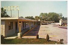 El Siesta Motel AAA Delaware Ohio Postcard