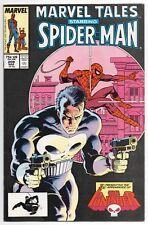 MARVEL TALES #209 | reprints ASM 129 | 1st Punisher | Mike Zeck | 1988 | VF+
