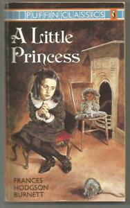 A LITTLE PRINCESS 📕 CLASSIC Paperback 📕; 1984 Published by Puffin Books 📖