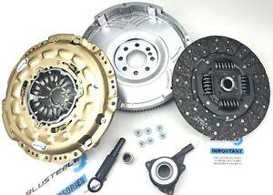 HEAVY DUTY SURVIVOR upgrade clutch kit inc FLYWHEEL MAZDA BT50 3.2 P5AT 2011-on
