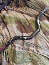 """Sinz Carbon Fiber BMX Handlebars 22.2.   3"""" Riser"""