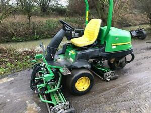 John Deere 2500b Ride on Mower, serviced and regrind, Price includes VAT