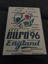 Euro 1996 Coffret Allemagne (lire L'annonce)