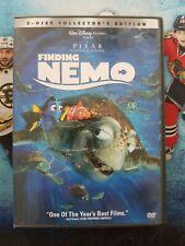Finding Nemo (Dvd, 2003, 2-Disc Set) no Scratches