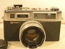 Yashica G Electro 35 Rangefinder Camera With 45mm F1.7 Yashinon DX Lens..Read