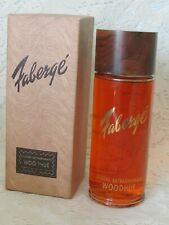 Men's 6 oz Vintage Faberge Woodhue Cologne Extraordinaire 100% FULL w/ box