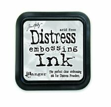 Ranger Tim Holtz Distress Ink Pads Embossing Ink Clear