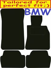 Bmw 1 Series e87 5dr DELUXE QUALITY Tailored mats 2004 2005 2006 2007 2008 2009
