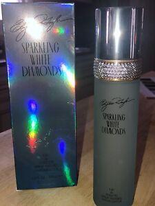 White Diamonds Sparkling by Elizabeth Taylor 3.3 oz NIB