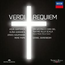 Verdi Requiem von Jonas Kaufmann,Anja Harteros,Elina Garanca,Chor der Mailänder Scala (2013)