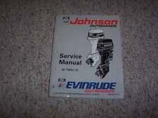 For johnson repair manuals literature ebay 1993 johnson evinrude 60 65 70 hp outboard motor shop service repair manual et publicscrutiny Choice Image