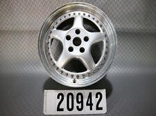 "1stk. OZ Racing VW AUDI SEAT SKODA Alufelge Multi 8jx17"" et38 #20942"