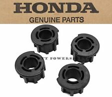 New Genuine Honda Seat Mounting Rubber Set GL1800 Goldwing OEM Cushion x4 #O190