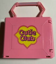 Vintage Galoob Cutie Club Fashion Mall Purse Playset - PURSE ONLY - No Doll