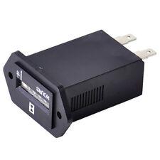 AC 100-250V Sealed Hour Meter Counter Timer 6 Digit Display fit Engine Generator