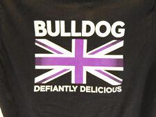 BULLDOG London Dry Gin T-Shirt, Size Medium Women's