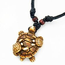 Fashion surf necklace Sea turtle Mother and Child pendant necklace