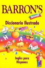 Barrons Juvenil: Diccionario Ilustrado Ingles Par