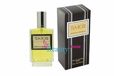 Tea Rose by Perfumer's Workshop 4.0oz/120ml Eau De Toilette EDT Spray Women NIB