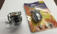 2x Laser Pointer Hand Grenade Cat Toy 1mw