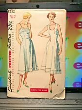Simplicity Uncut Sewing Patterns - 40 Vintage (New Patterns Added 9/29)