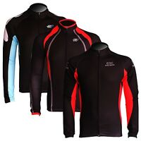 New Fleece Thermal Winter Cycling Long Sleeve Jersey Bike Casual Shirts 3 Color