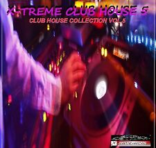 X-TREME CLUB HOUSE 5 - DJ FUNKY / CLUB MIX CD - LISTEN
