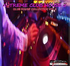 X-TREME CLUB HOUSE 5 - DJ FUNKY/CLUB MIX CD -LISTEN