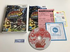 Mario Strikers Charged Football - Nintendo Wii - JAP - Avec Notice