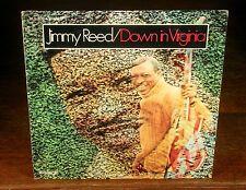 JIMMY REED «Down In Virginia» '69 RARE BLUESWAY Original 'black city blues'«VG+