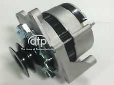 NEW CANAL BOAT ALTERNATOR 24V HIGH OUTPUT 55 AMP A127 TYPE DUAL TERMINATION